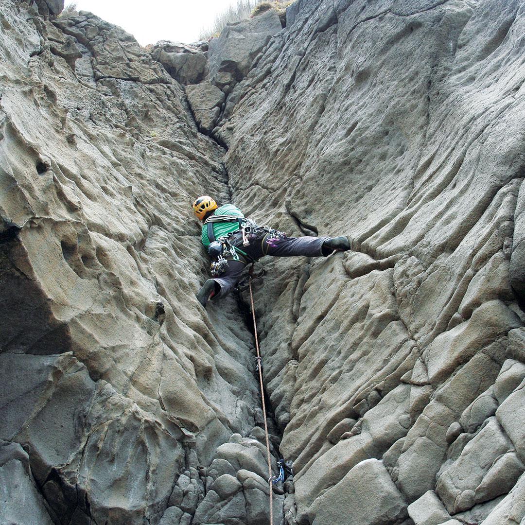 trad climbing square 1
