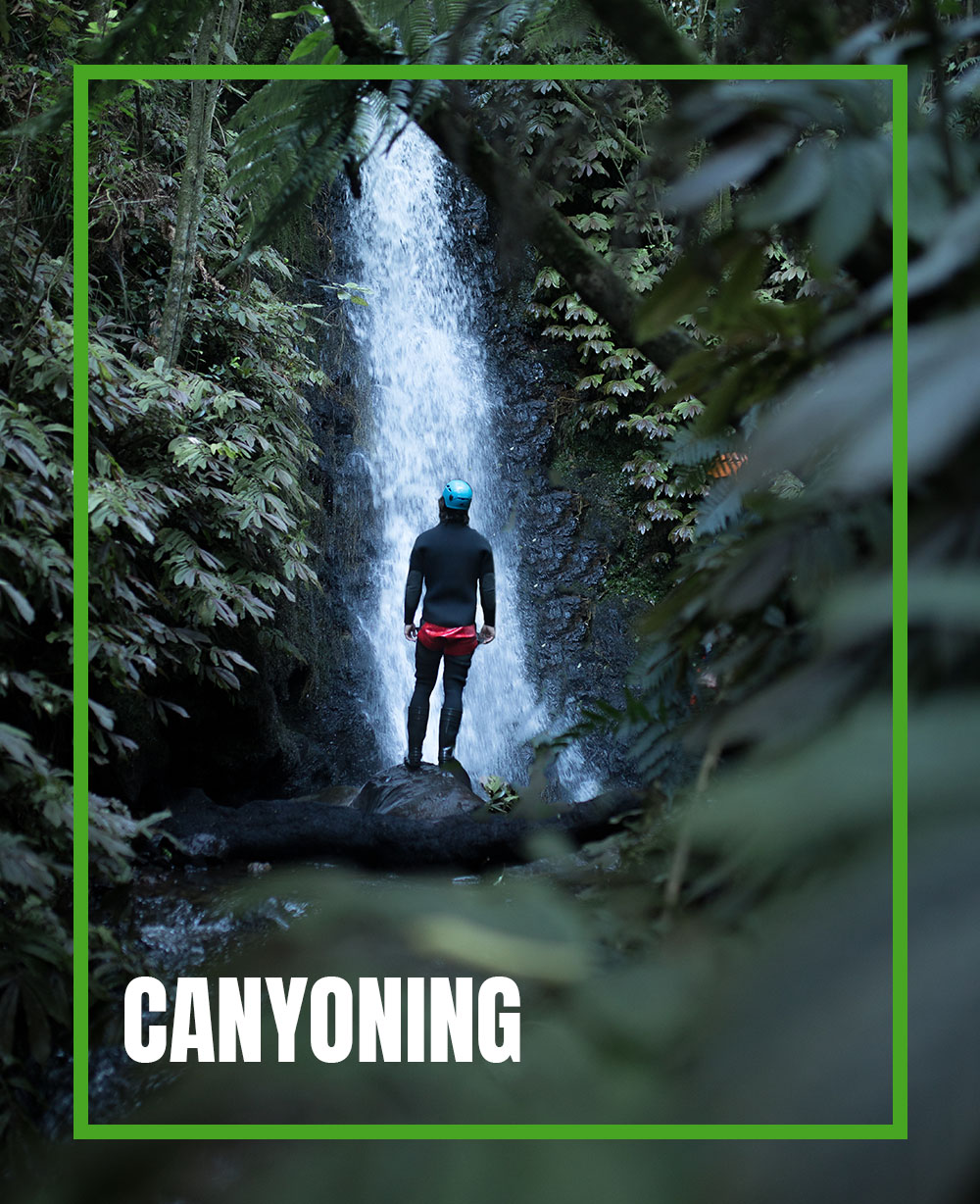 CANYONING UPDATE