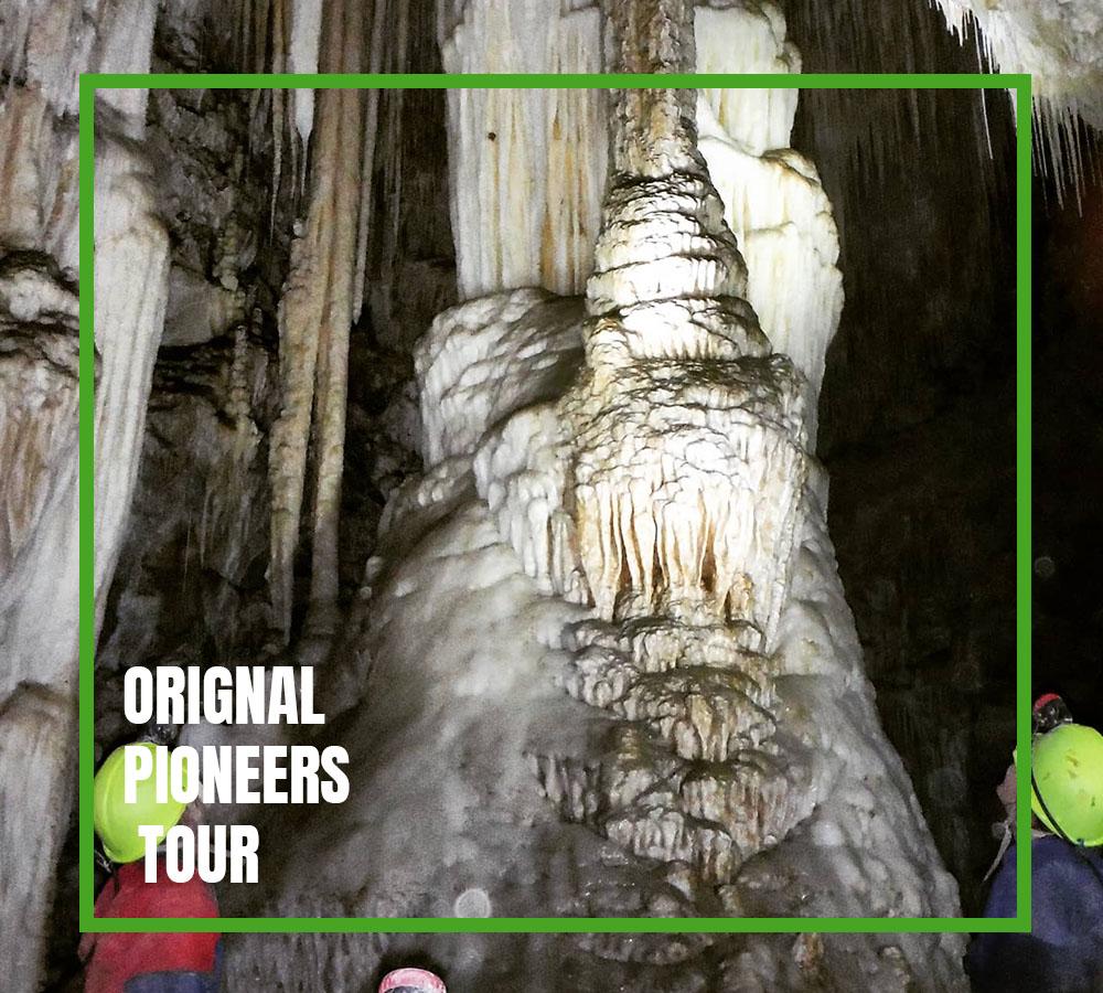 Orignal pioneers tour