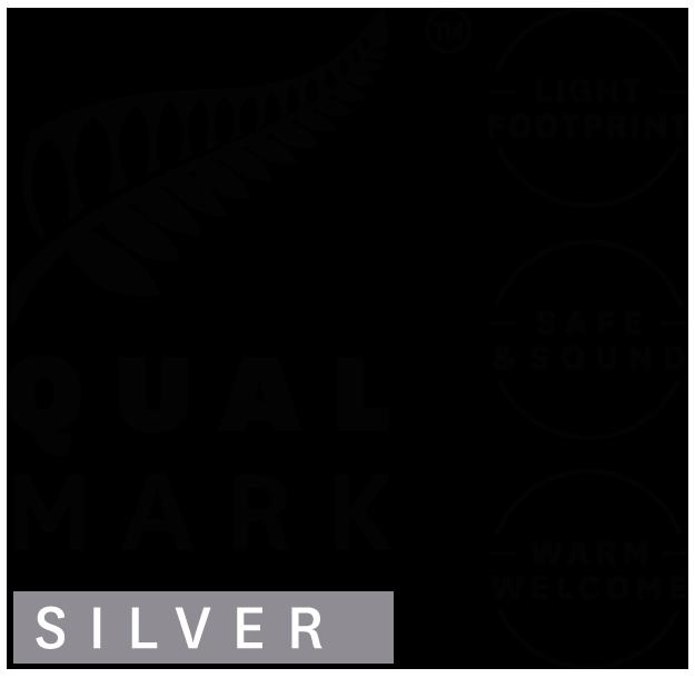 Silver Qualmark