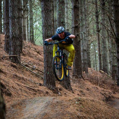 Rope a Dope Mountain Biking